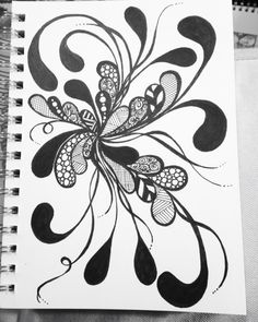 Zentangle therapy