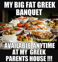 Greek Memes, Greek Quotes, Greek Sayings, Corfu Greece, Crete, Greek Culture, Greek Life, Banquet, Beef