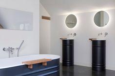 82 Besten Bathroom Bilder Auf Pinterest Arquitetura Badewanne Und