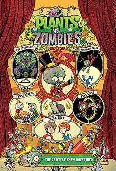 Plants vs. Zombies Volume 9: The Greatest Show Unearthed - $7.11 - WRHEL - Let's Compare Items from Ebay, Amazon, Walmart and hundred of other stores.