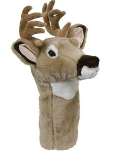 Deer by Daphne's Headcovers. Buy it @ ReadyGolf.com