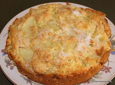 Irish Apple Cake -- Irish Recipes and Food from Ireland