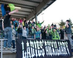 Supporters back Sounders Women bid to join pro league