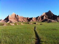 Explore South Dakota's Badlands — and Black Hills. Trip guide: http://www.midwestliving.com/travel/south-dakota/black-hills/black-hills-and-badlands-trip-guide/