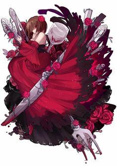 vocaloid drawn by lyodi Hatsune Miku, Kaito, Chica Anime Manga, Anime Art, Sword Art Online, Illustration Studio, Couples Anime, Kaai Yuki, Seven Deadly Sins