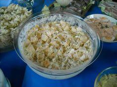 Schichtsalat Of Pastorensalat = Salade In Laagjes recept | Smulweb.nl