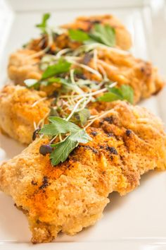 10 Most Misleading Foods That We Imagined Were Being Nutritious! Baked Chicken Breasts With Dijon Mustard - Chicken Breasts Coated In An Olive Oil And Dijon Blend And Coated With Breadcrumbs Yield A Recipe You'll Want To Add To Your Repertoire. Oven Fried Chicken, Fried Chicken Recipes, Baked Chicken Breast, Chicken Breasts, 30 Minute Meals, Quick Meals, Dijon Mustard Chicken, Chicken Specials, Mustard Recipe