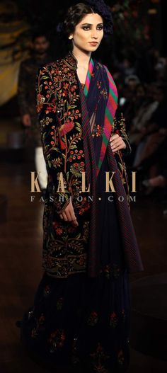 Click on the following link - http://www.kalkifashion.com/designers/rohit-bal.html