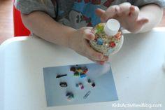 {Do It Yourself} I Spy Game - Kids Activities Blog
