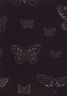 Rut Bryk, Apollo at Heather Rinne life: October 2012 Butterfly Quotes, Butterfly Print, Nordic Interior Design, Paper Wallpaper, Printing Press, Ceramic Artists, Designer Wallpaper, Beautiful Patterns, Apollo