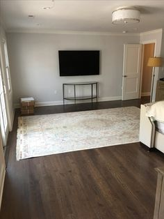 Beautiful ivory Persian rug in bedroom Ivory Rugs, Persian Rug, Colorful Rugs, Shag Rug, Bedroom, Beautiful, Home Decor, Persian Carpet, Shaggy Rug