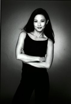 Tamlyn Tomita-was my inspiration for Lady Silkworm