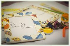 #decoupage #handmade #photoframe #frames #gift #decorama