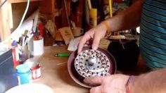 celing fan wind turbin - YouTube