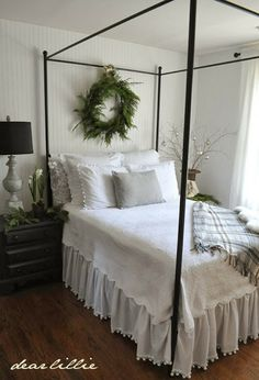 Dear Lillie: Our Guest Bedroom