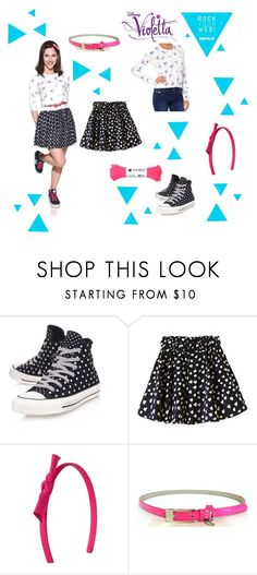 """""""francesca"""" by maria-look ❤ liked on Polyvore featuring Converse, Gap, women's clothing, women, female, woman, misses and juniors"""