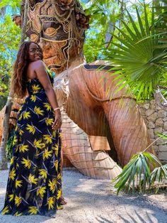 Located in Tulum, Mexico. Tulum Mexico, Mother Nature, Dresses, Fashion, Vestidos, Moda, Fashion Styles, Dress, Fashion Illustrations