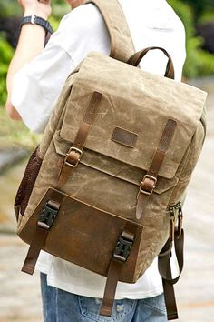 Waterproof canvas and genuine leather photo camera bag. Do you like it? Do You Like It, Camera Gear, Fashion Photo, Messenger Bag, Vintage Fashion, Canvas, Leather, Bags, Tela