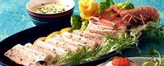 Pasta Salad, Cobb Salad, Dessert Recipes, Desserts, Food To Make, Salmon, Ethnic Recipes, Crab Pasta Salad, Tailgate Desserts