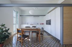 VVALL by Nook Architects | Living space