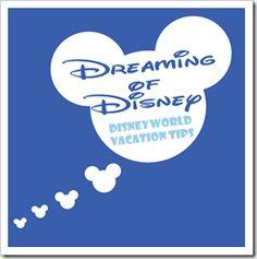 Disney World Vacation Tips.