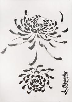 simple floral stencil designs - Поиск в Google