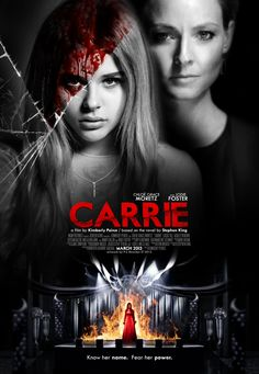 Carrie limited edition movie poster......