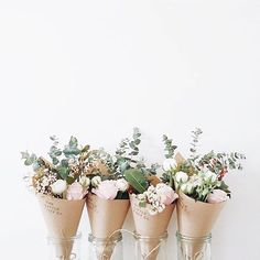 Favorite fifteen minutes of yesterdays workday? Planning plants for next weeks photoshoot at our #FDavenuefour project - cant wait! These pretty blooms by @thelittleposyco_perth.