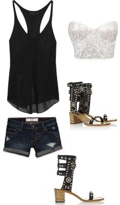 Caroll Elvis Isabel Marant Sandal Leather Black #isabelmarantdesignershoes