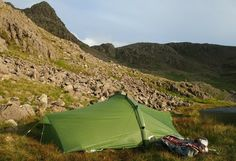 Camping in the Western Fells