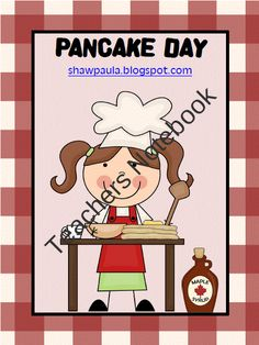 Pancake Day product from Paulas-Place on TeachersNotebook.com