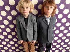 Il Mondo di Ingrid: Paul Smith Junior Fall-Winter 2012 collection