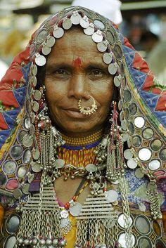 India   'Adivasi'. Bijapur © Leonid Plotkin,
