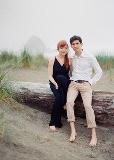 Oregon Coast Engagement Session – Edith and Jacob