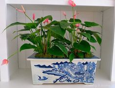 planter from @Jennifer @ The Pink Pagoda