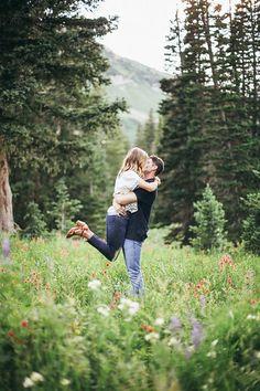 Emily & Sam  Tessa Barton  Utah Photographer