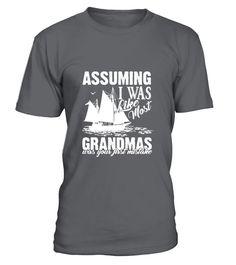 Sailing Grandmas Tee Shirts0