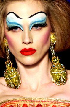 Glitter - Christian Dior Haute Couture - Spring/Summer 2004