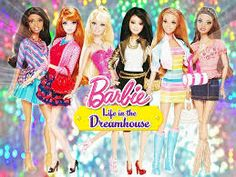 barbie life in the dreamhouse dolls