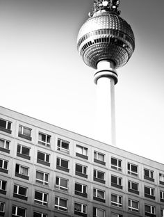 TV tower // berlin | repinned by an #Reiseagentur für Kita- und #Klassenfahrten from #Berlin / #Germany - www.altai-adventure.de | Follow us on www.facebook.com/AltaiAdventure#!/AltaiAdventure