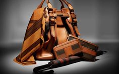 The Burberry Autumn/Winter 2012 Accessories Collection