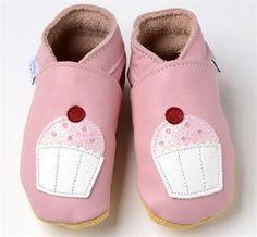 Cupcake booties