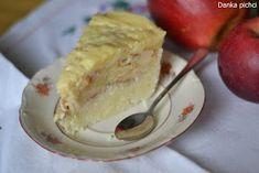 Danka pichci: Ryż zapiekany z jabłkami Pudding, Cheese, Food, Custard Pudding, Essen, Puddings, Meals, Yemek, Avocado Pudding