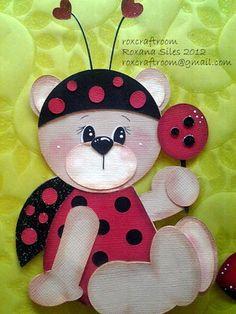 Lady Bug Bear #3!