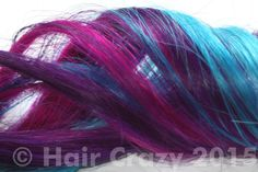 Creating Colour Combinations for your Hair - HairCrazy.com