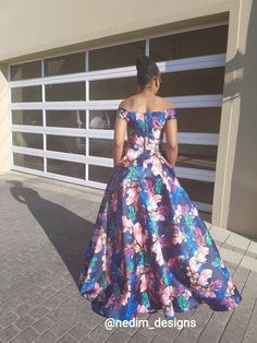 African Attire, African Wear, African Dress, Ankara Maxi Dress, Mode Wax, Africa Fashion, Little Dresses, Colorful Fashion, Traditional Dresses