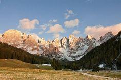Pale di San Martino - Italy