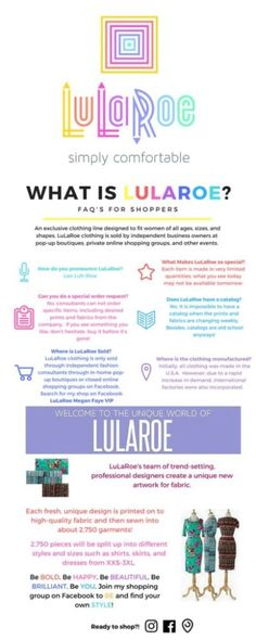 Resources for Your LuLaRoe Business