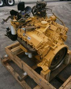 Cat Engines, Caterpillar Engines, Jungle Cat, Diesel Trucks, Diesel Engine, Cool Trucks, Heavy Equipment, Engineering, Muscle