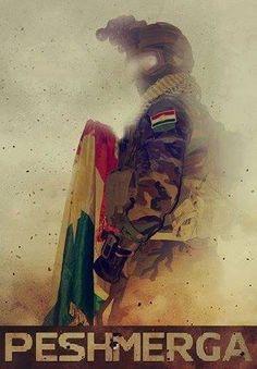 so Kurdish special forces 'PESHMARGA